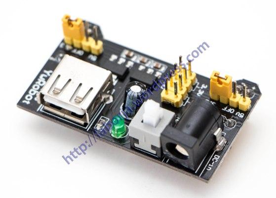 3v5v Power Adapter