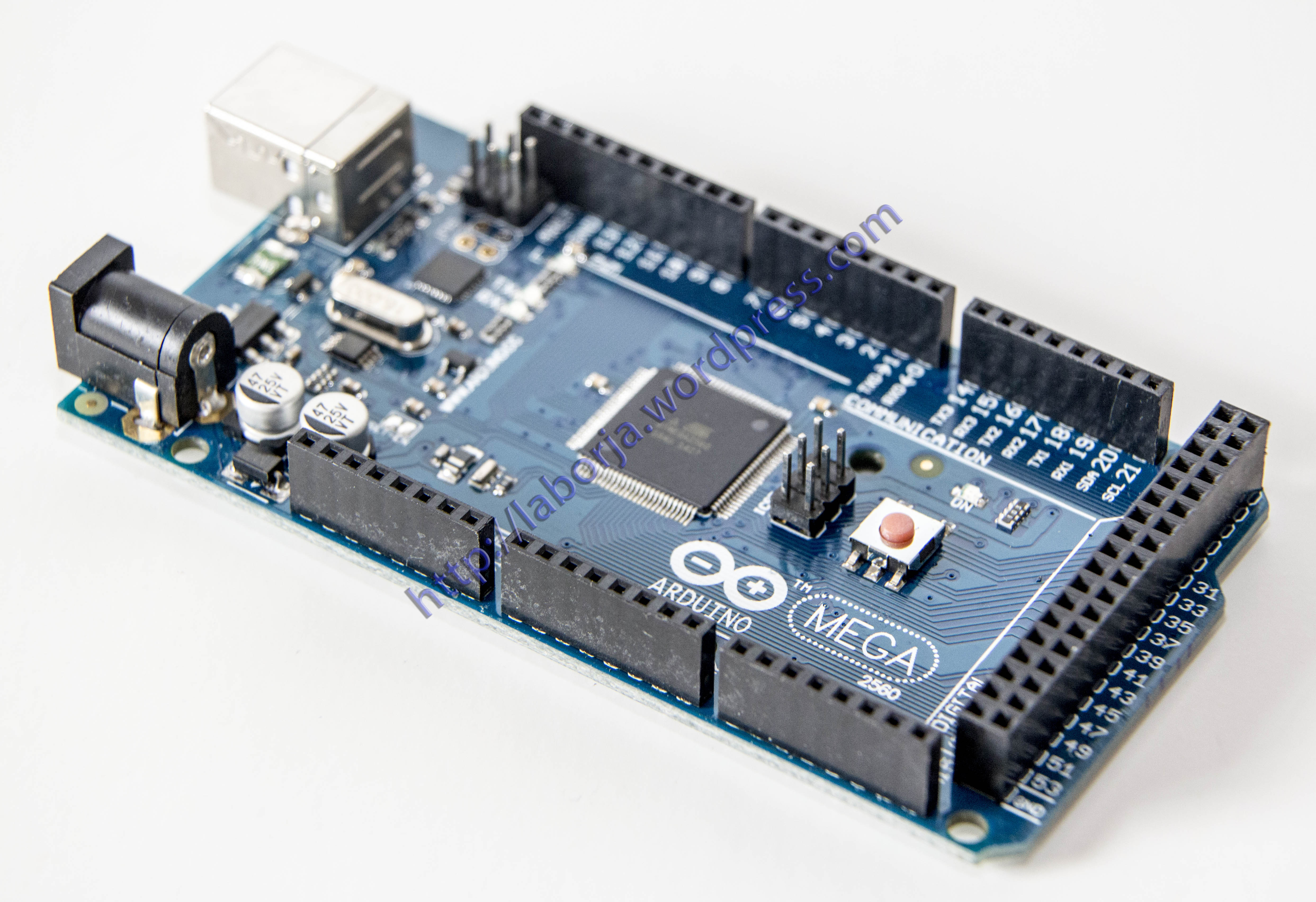 Arduino Mega 2560 Rev 3 Borja Home Page