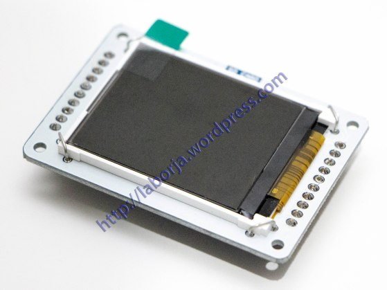 LCD Esplora 1