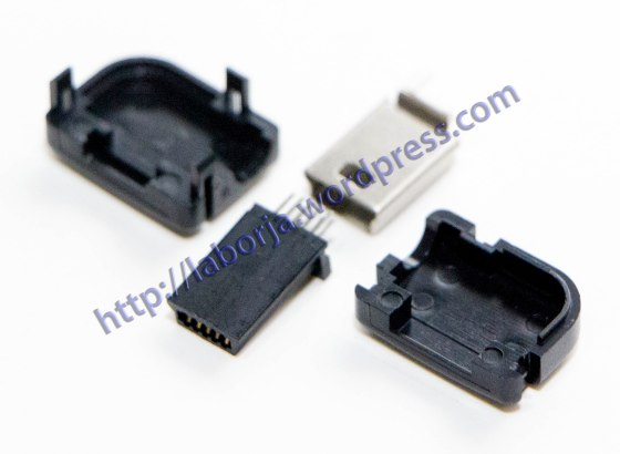 USB Mini Male Plug