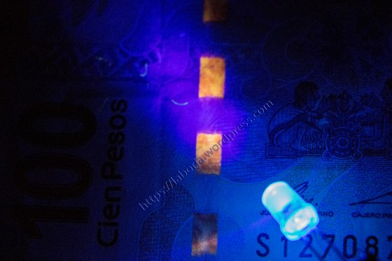UV LED b