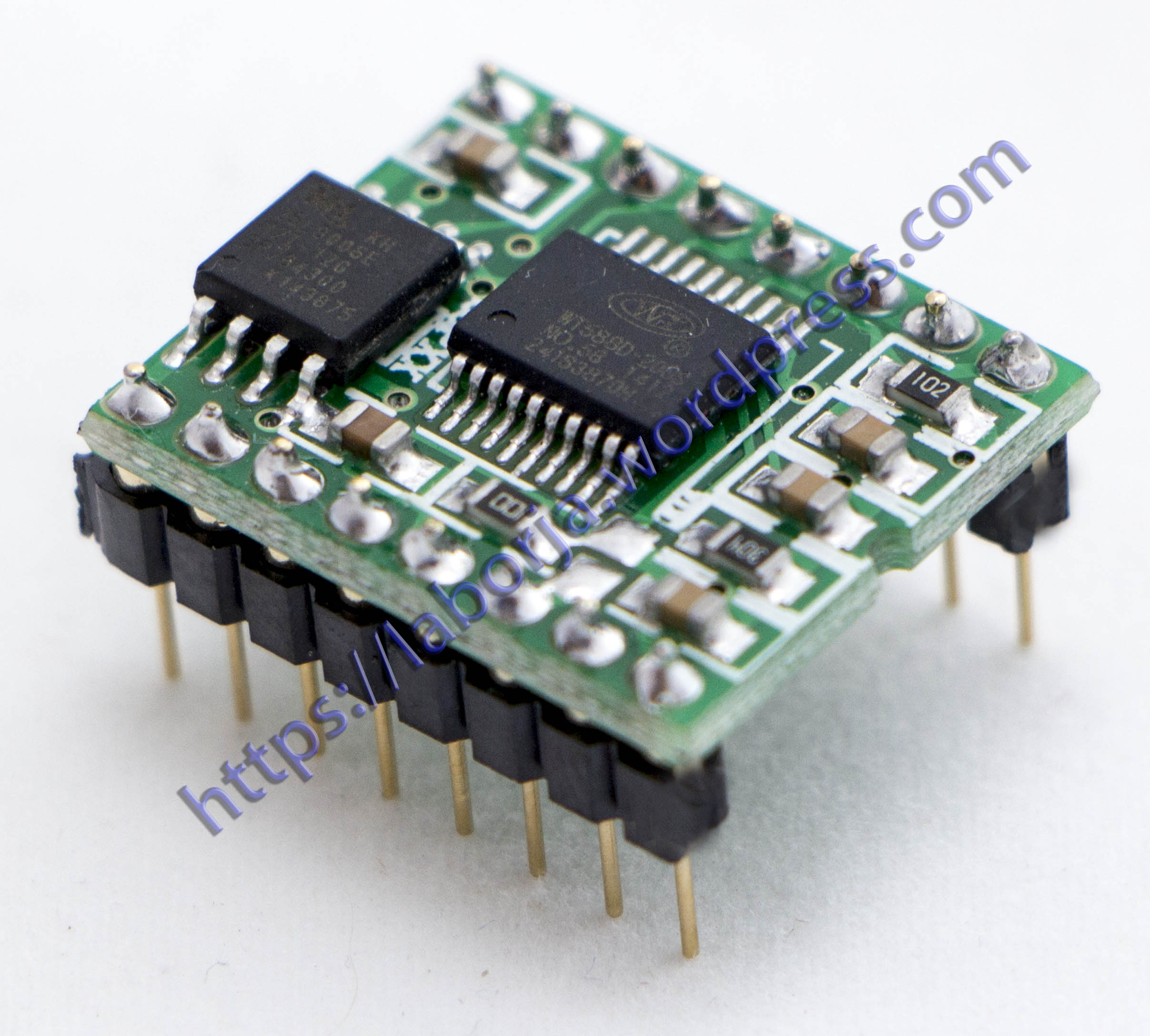 Wt588d 16p 8m Voice Sound Module Borja Home Page Circuit Diy Breadboard 830 Point Board 65pcs Jumper Wire Kit Set Yc