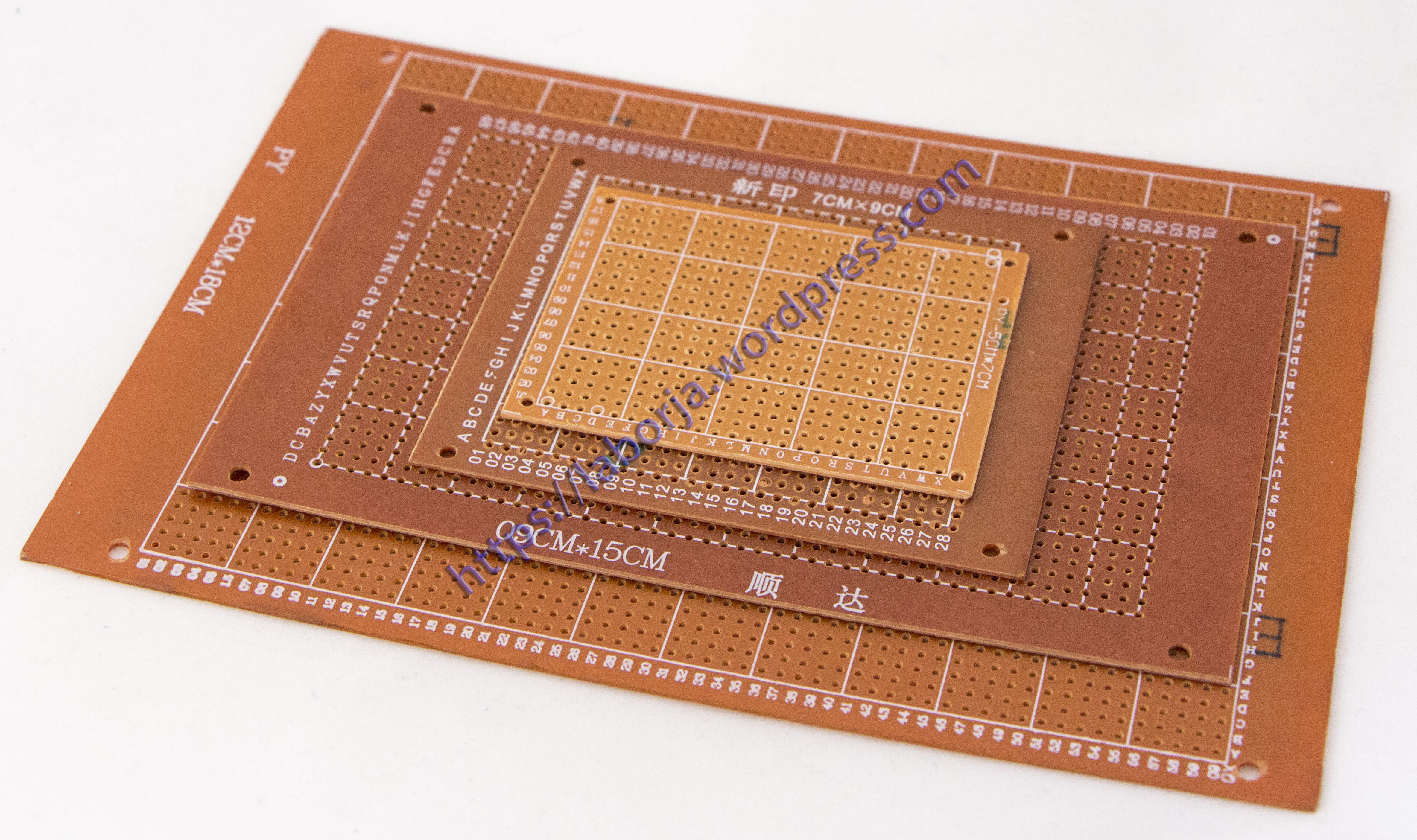 Bread Circuit Board