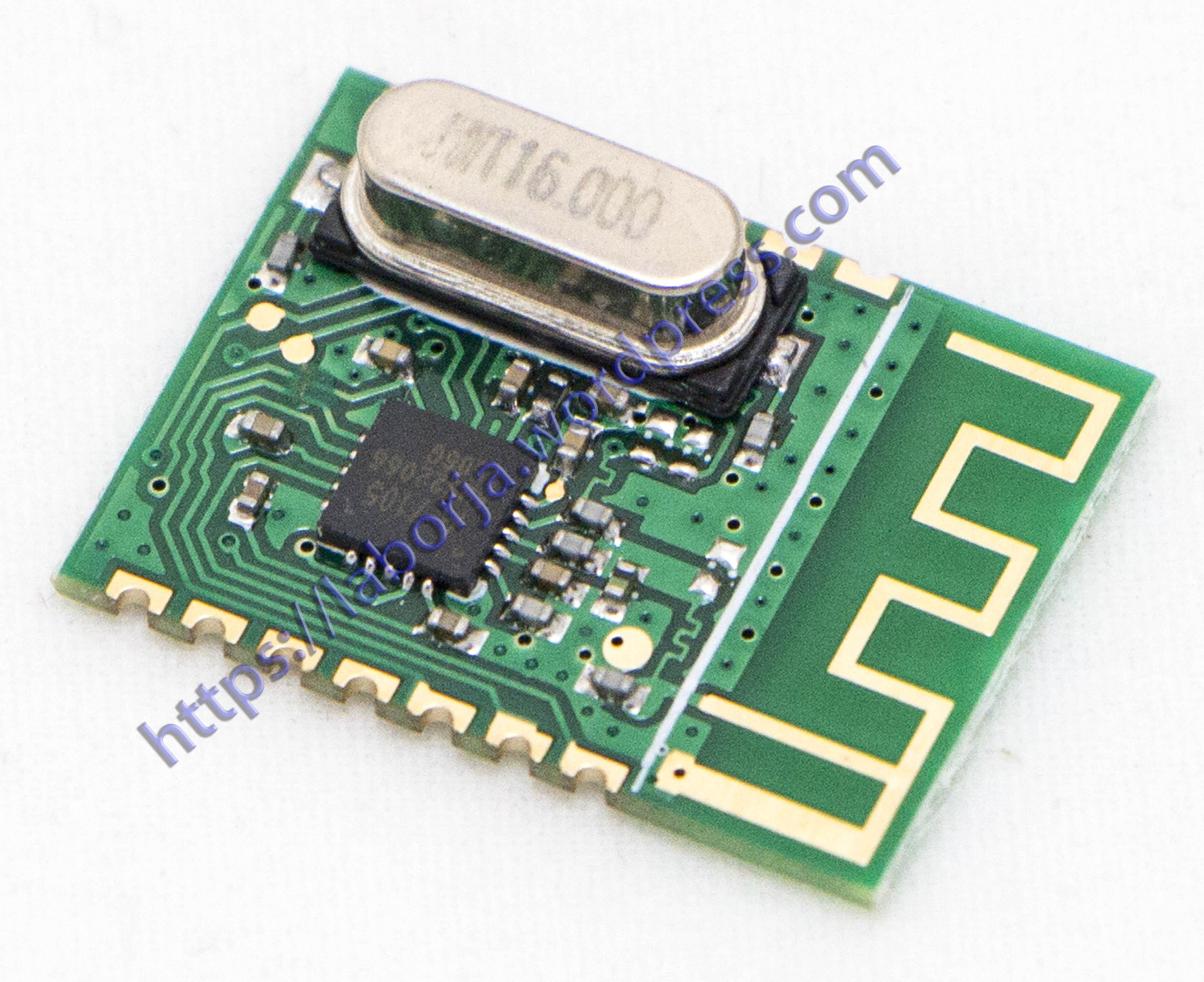 A7105 24g Wireless Transceiver Module Borja Home Page Circuit Diy Breadboard 830 Point Board 65pcs Jumper Wire Kit Set Yc