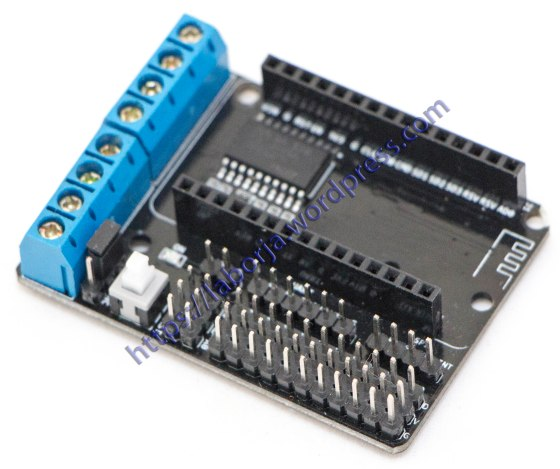 NodeMCU Motor Shield