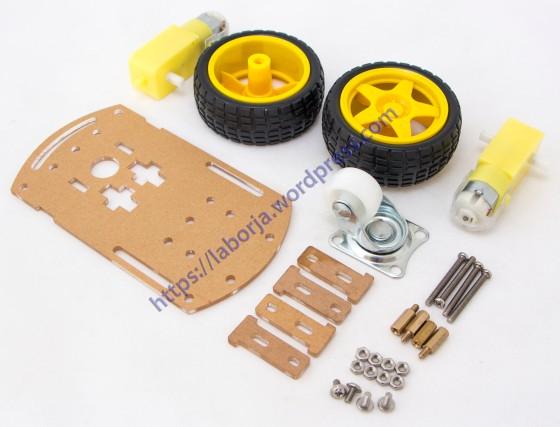 2WD Smart Robot