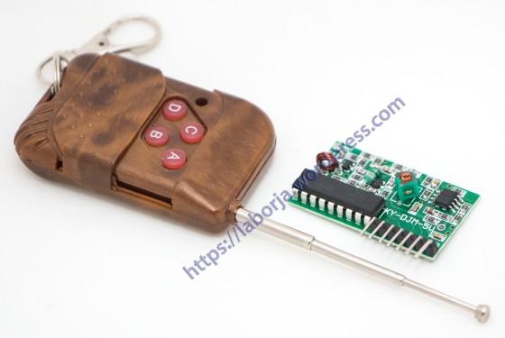 315Mhz Key
