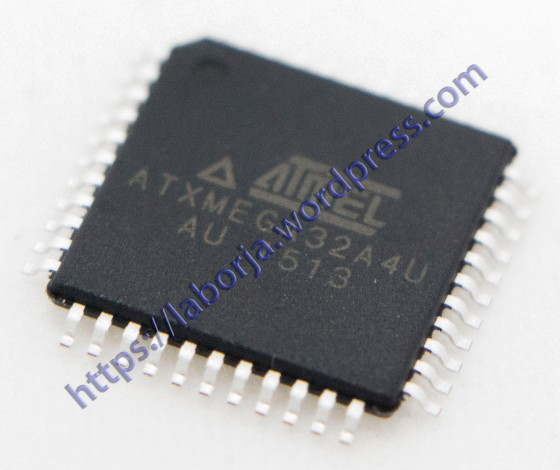 ATXMEGA32A4U