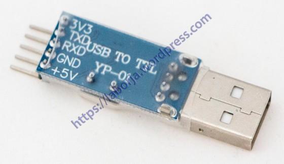USB to TTL b