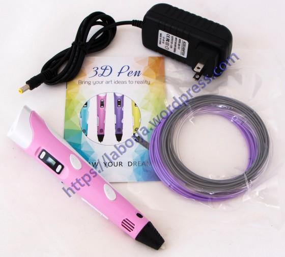 3D Printer Pen a