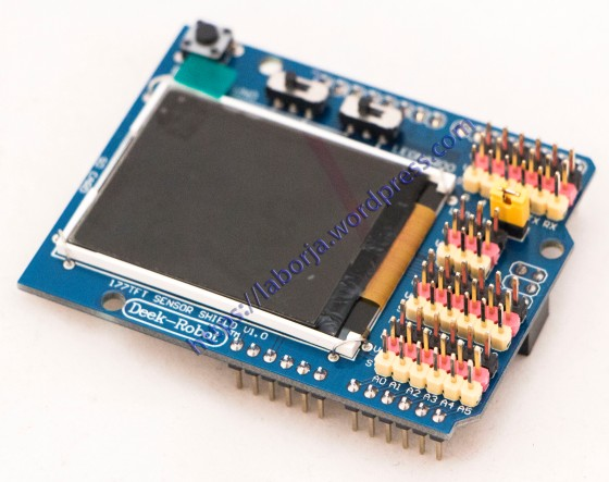 Color LCD TFT a
