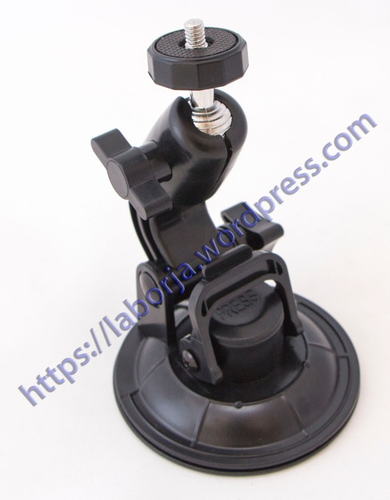 Cup Suction Mount