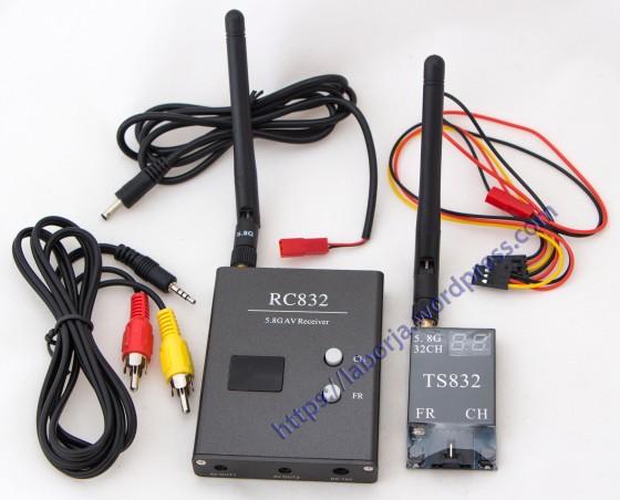 RC832 TS832