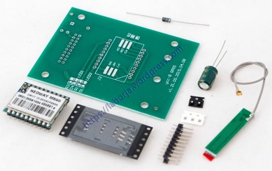 DIY Kit SIM900