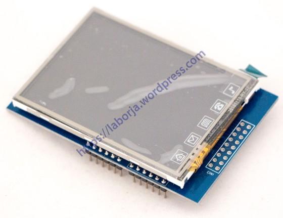 TFT LCD Display a
