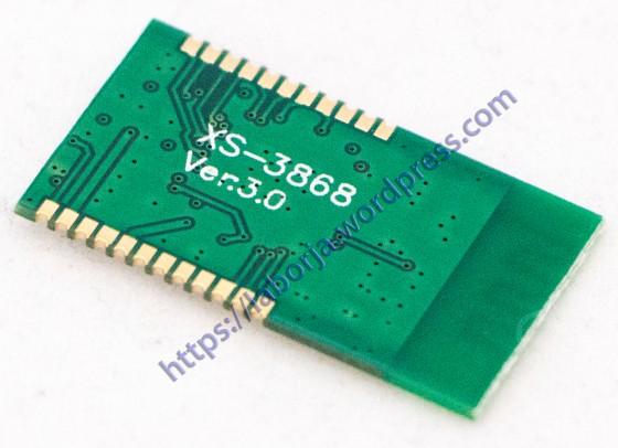 XS3868 b