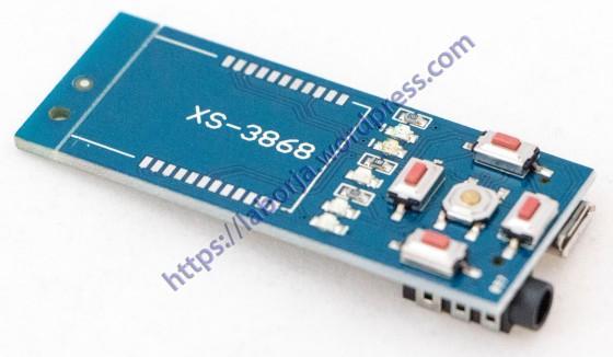 XS3868 Base a