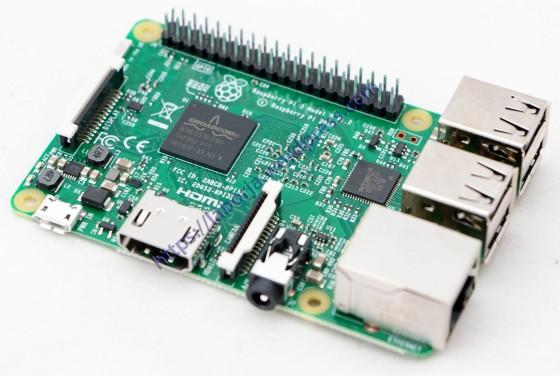 Raspberry Pi 3 a