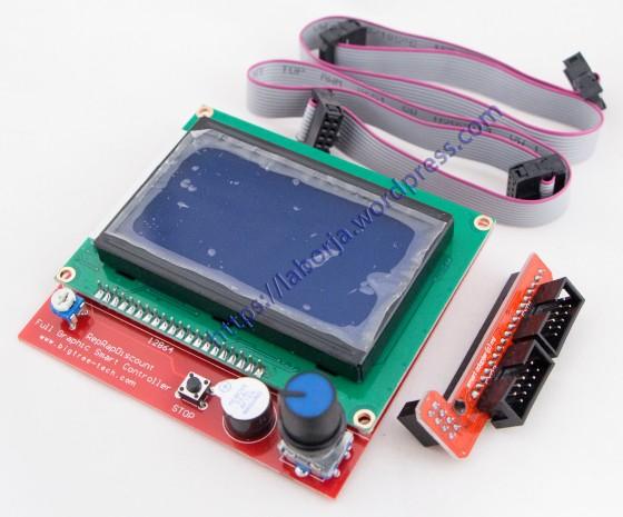 RAMP LCD a