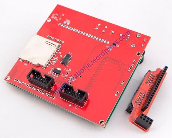 RAMP LCD b