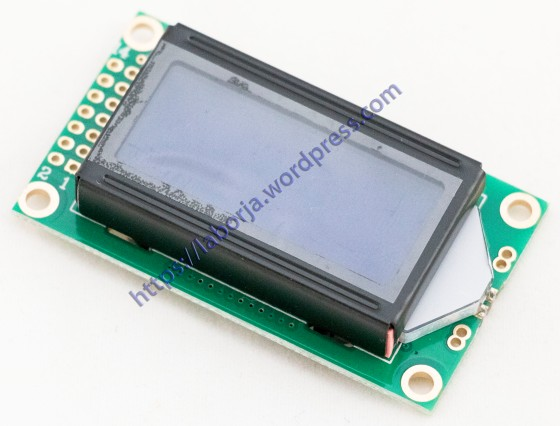 LCD 8x2 a