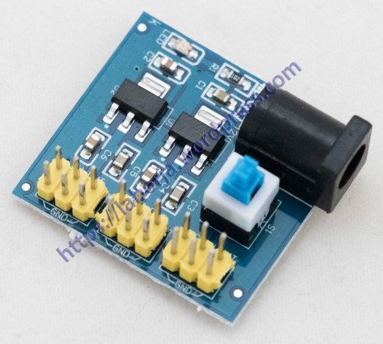 Multi Output Voltage