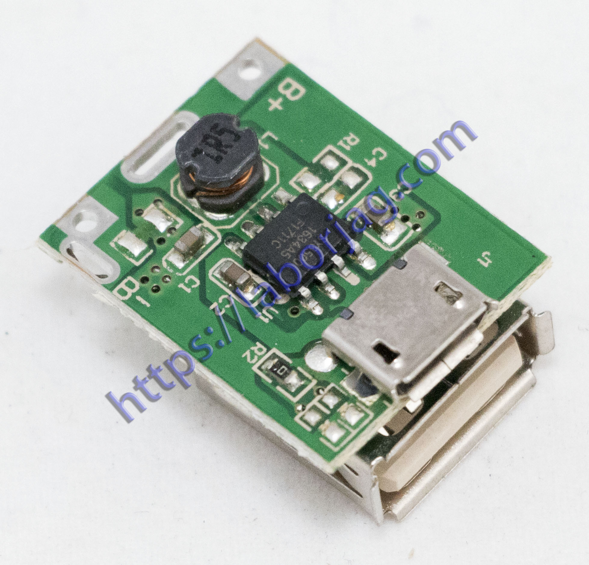 Lithium Battery Charging Protection Board Borja Home Page Of Usb Wires Color Code Besides Ad9850 Module Dds Schematic Diagram 5v Step Up Power Boost Converter Led Display For Diy Charger