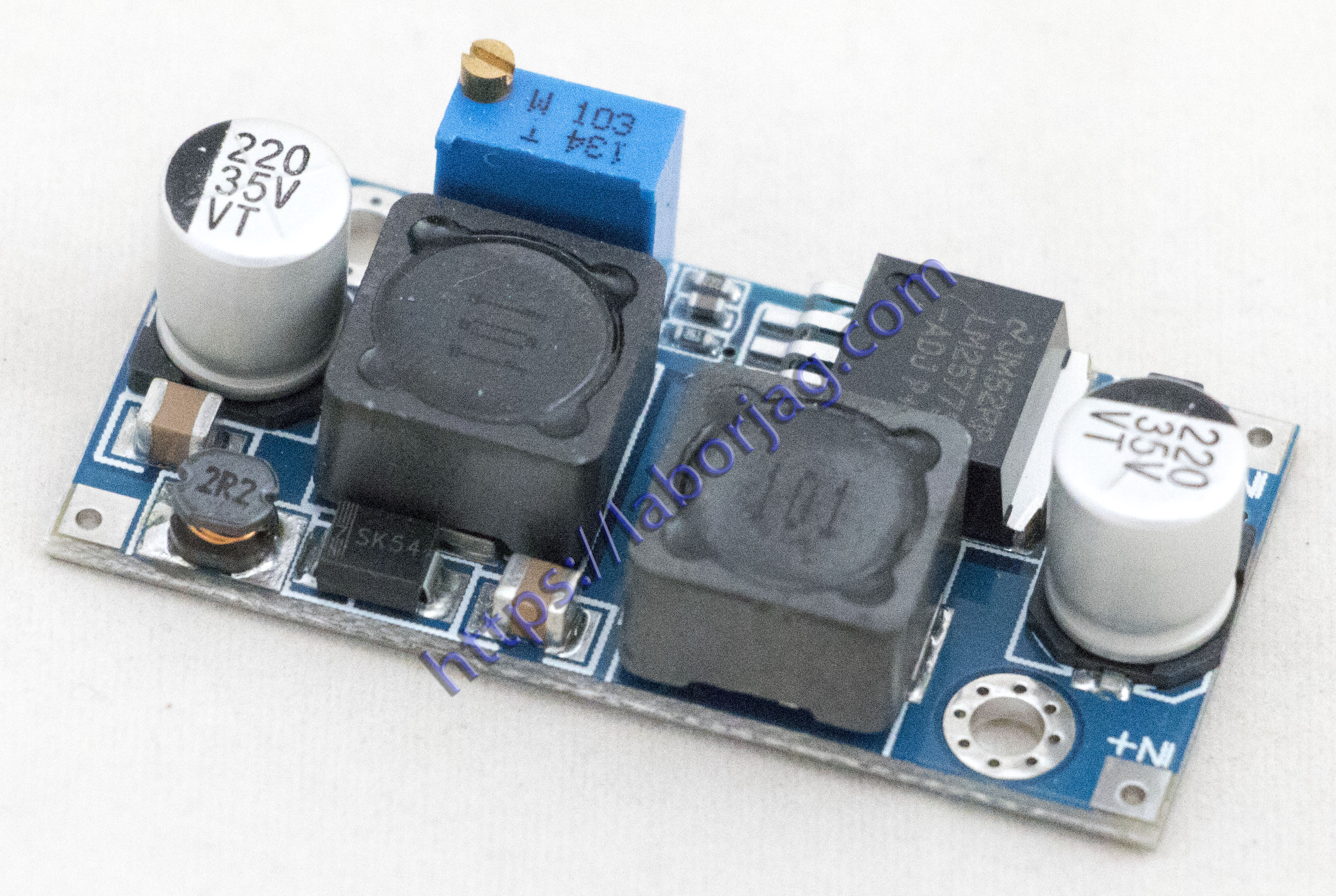 Active Components Bright 5 Pcs Dc-dc 3-30v To 4-35v Lm2577 Boost Diy Mobile Phone Power Supply Module