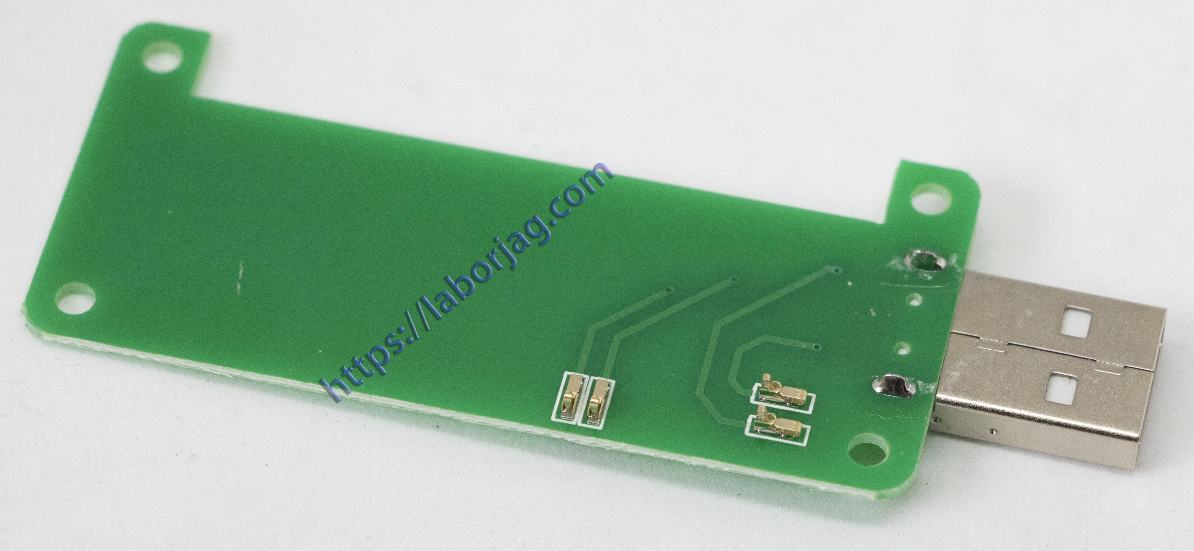 Raspberry Pi Zero W USB-A Addon Board   Borja Home Page
